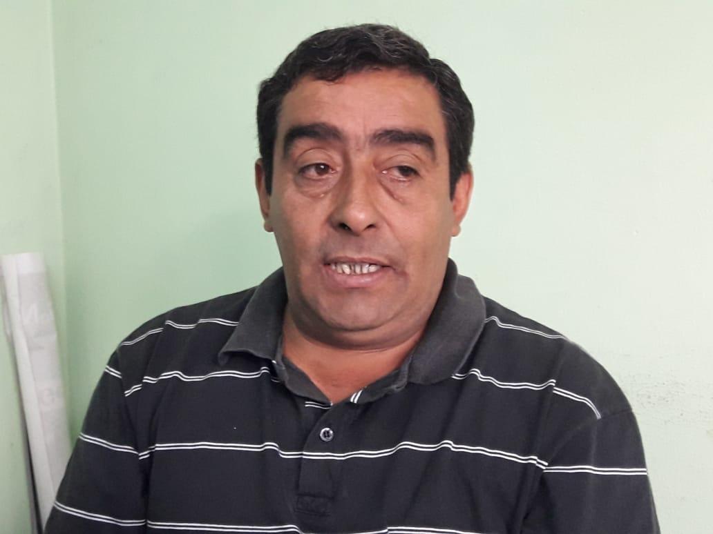 Enrique Alvarado: