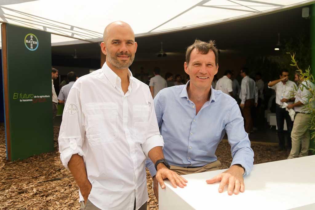 Bayer y su contribución para la cosecha récord
