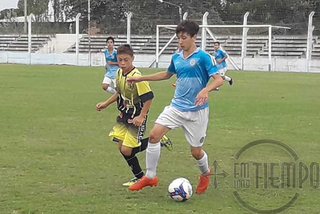 Fútbol: así se juega la quinta fecha de escuelitas y juveniles