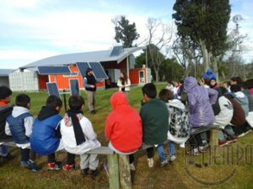 Visitas gratuitas a la Granja Educativa de la UNNOBA