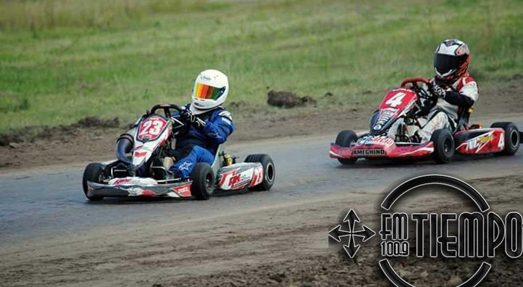 Karting: Terré va por el título