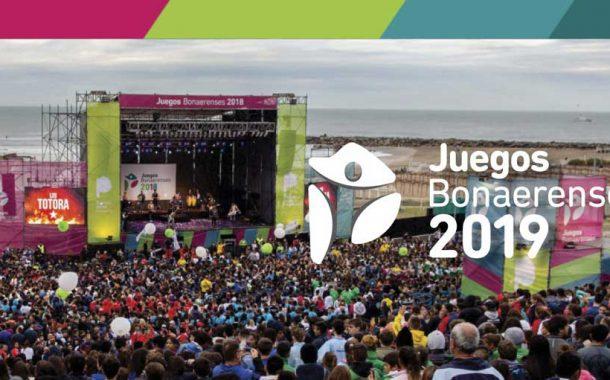 Juegos Bonaerenses 2019: etapa local de adultos mayores
