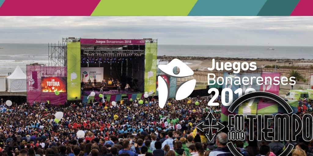 Juegos Bonaerenses 2019: el lunes 18 comenzara la inscripcion