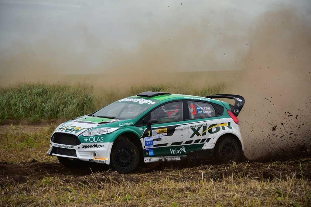 Rally Argentino: Villagra se quedó con la primera etapa;