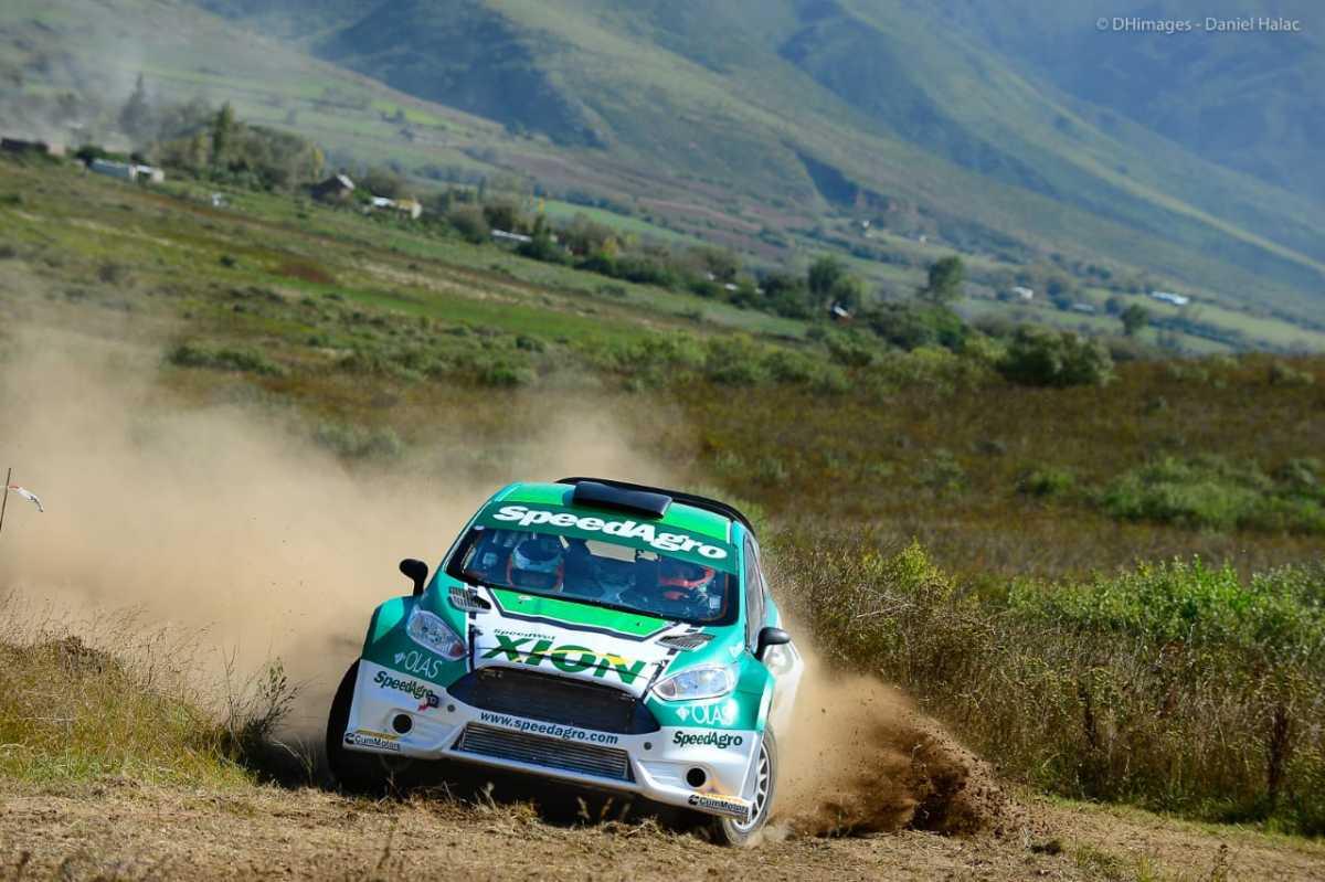 Rally Argentino: Villagra se quedó con la etapa en Tafi del Valle; fue un sábado complicado para