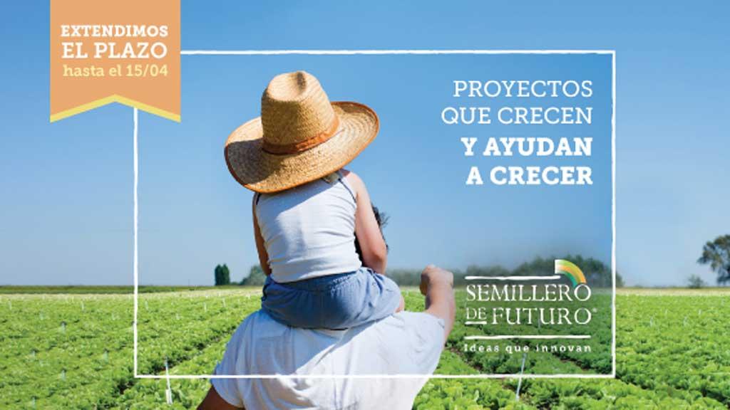 Semillero de Futuro extiende la fecha de presentación de proyectos hasta el 15 de abril