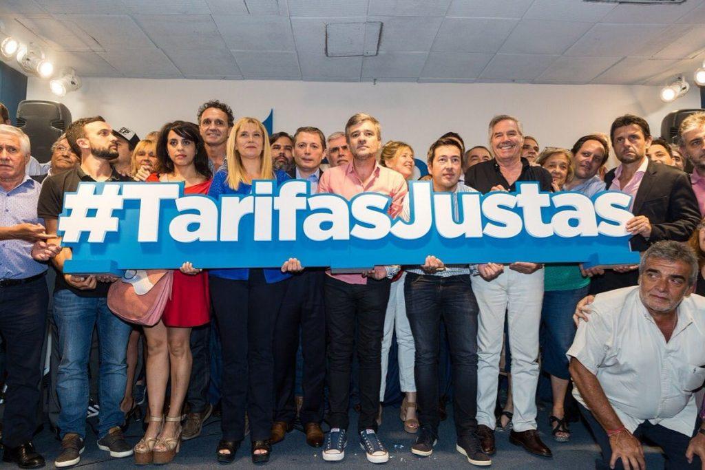 Intendentes peronistas del interior demandan a la provincia por los tarifazos