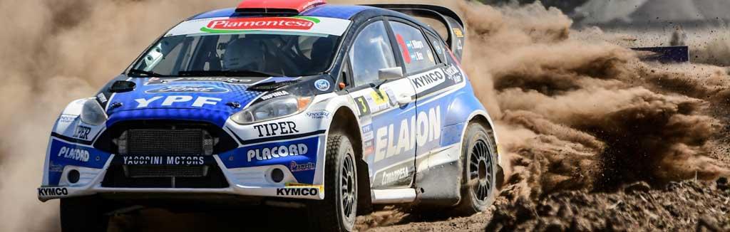 El Rally Argentino entra en acción en Toledo