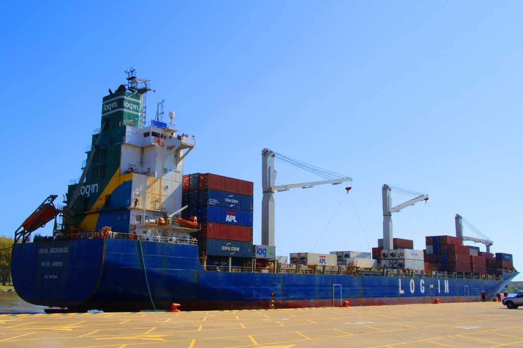 La provincia de Buenos Aires pone en marcha una terminal de contenedores estratégica en el puerto La Plata