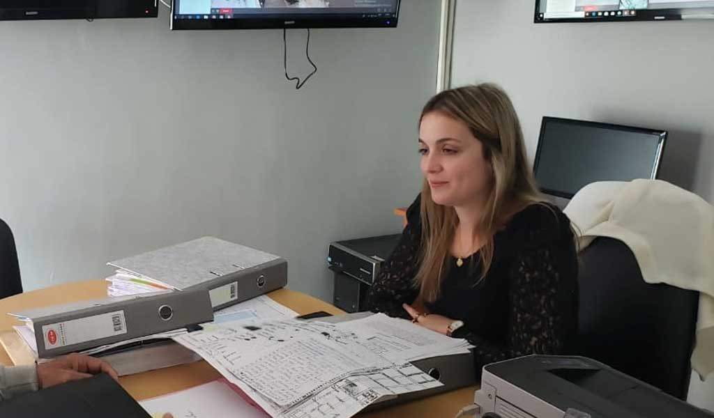 Nueva directora de Tránsito e Inspección
