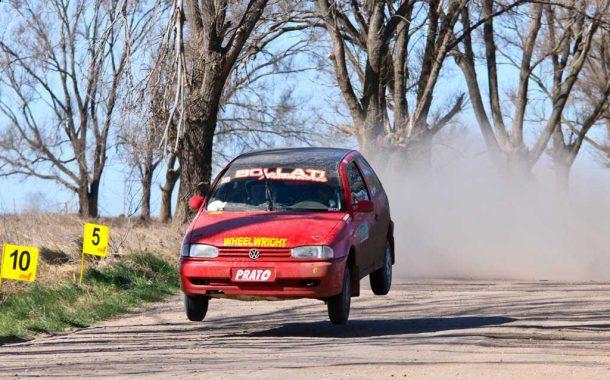 Wheelwright, el regreso de un clásico en el Rally Santafesino