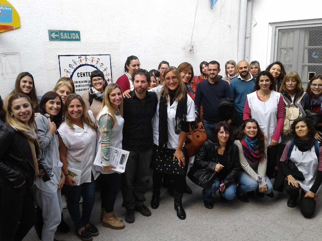 """""""Políticas del discurso"""", de Diego Singer, se presentó en San Isidro"""