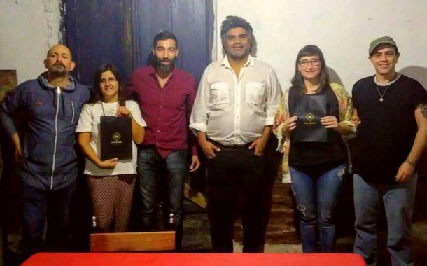 #188: Ruta editorial presentó su primera actividad en Junín