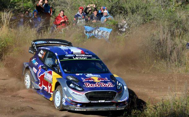 Rally Mundial Argentina 2019: el informe de Lucas Cardigni