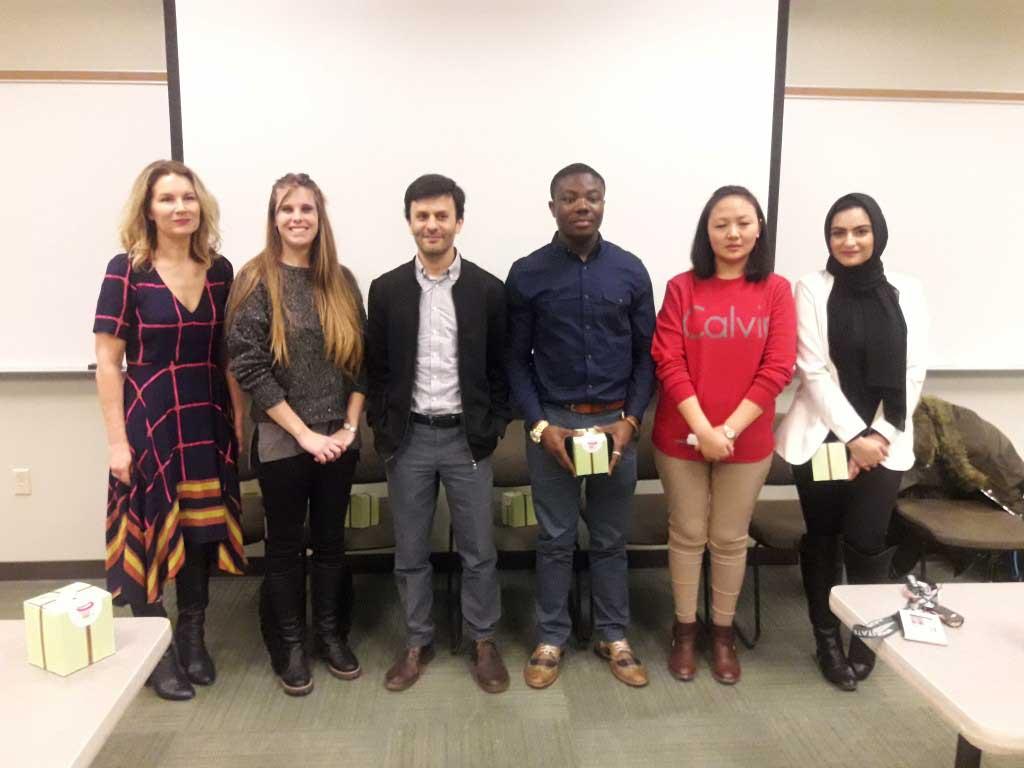 Estudiantes universitarios: convocatoria para cursar en el extranjero