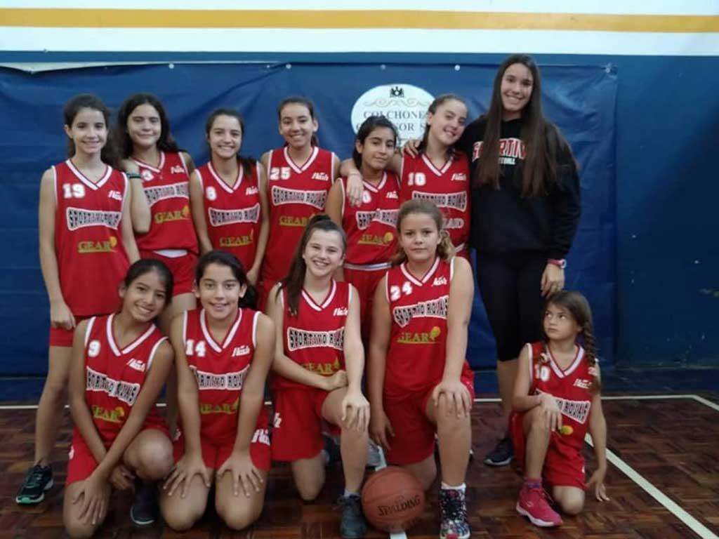 Básquet femenino: Sportivo debuta el domingo ante Gimnasia