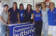 Difusión por el Día Mundial de concientizacion del Autismo en el CIC