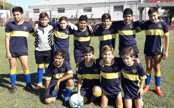 Inferiores de fútbol: se conocen los finalistas