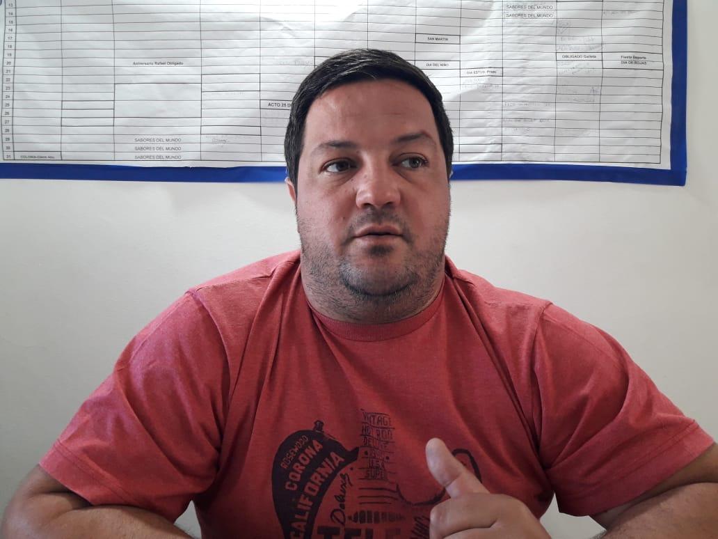 Javier De Francesco: