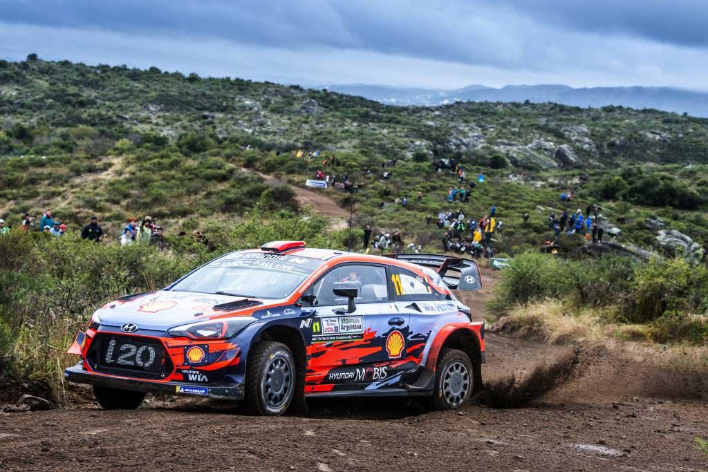 Rally Argentina 2019: informe final del día viernes por Lucas Cardigni