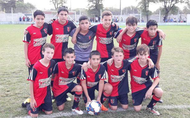 Inferiores de fútbol: Resultados y tablas de posiciones