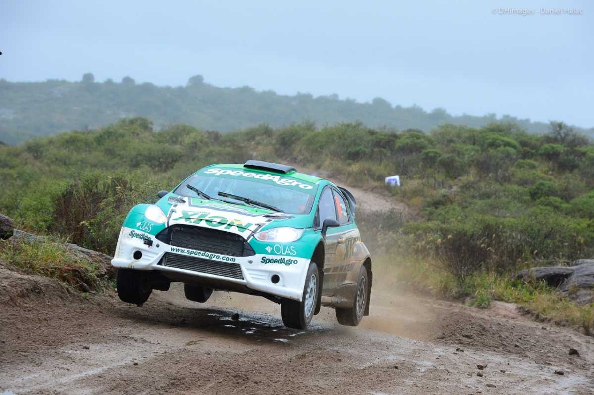 El Rally Argentino corre en Esquel con la presencia de