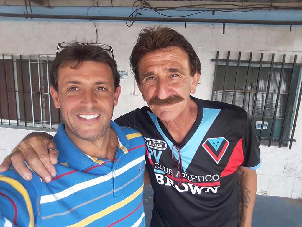 Pablo Vicó, una persona particular del fútbol argentino