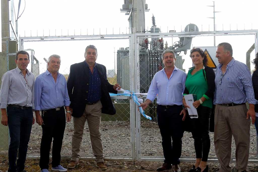 Nueva subestación eléctrica en Pergamino: beneficiará a 800 vecinos