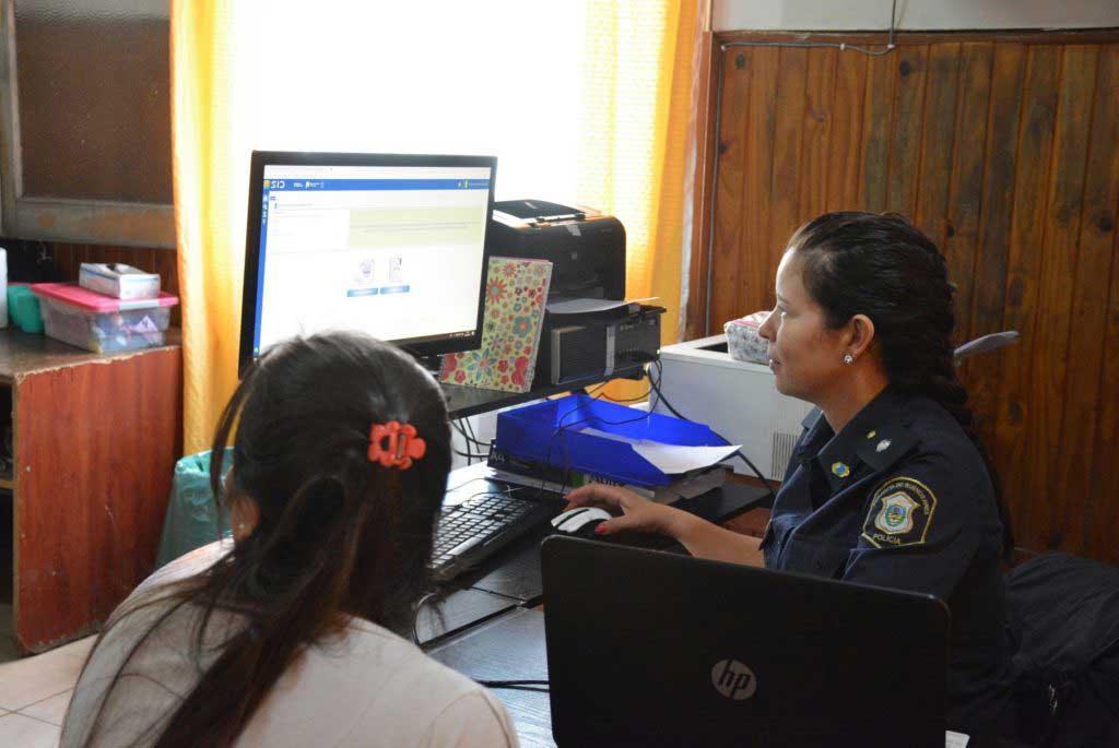 Comisarías de 24 municipios se sumaron al nuevo sistema de denuncias