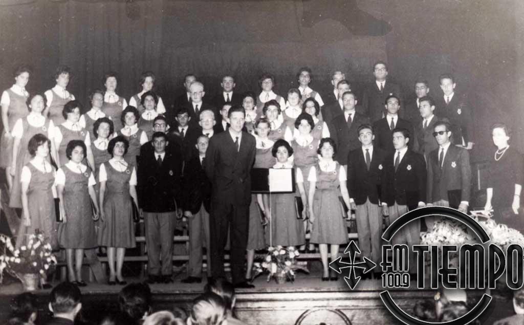 60°Aniversario de la Agrupación Coral de Rojas
