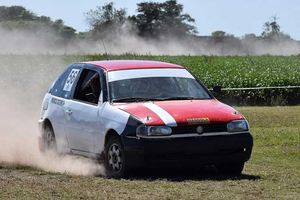 Este fin de semana corre el Rally Santafesino
