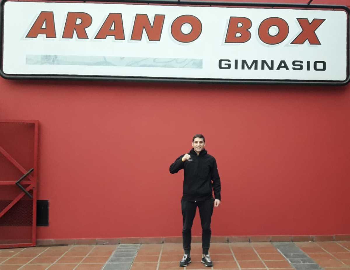 Ronan Sanchez debutó como profesional con un KO