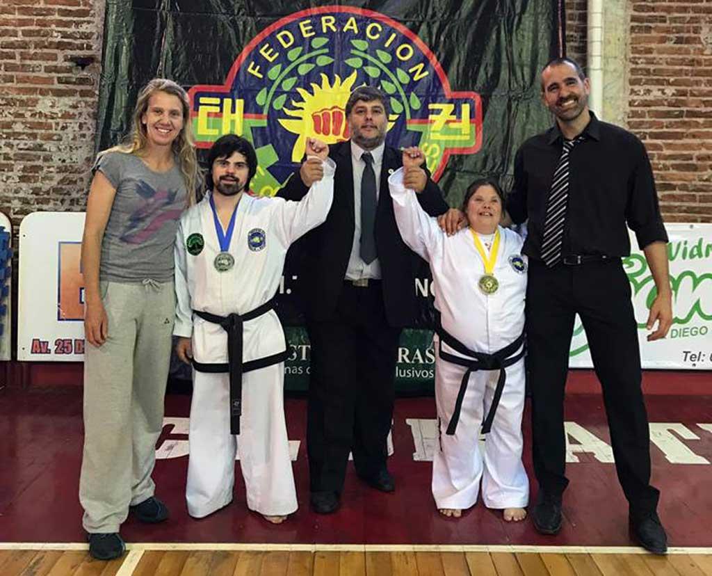 Taekwondo: Se realizó el VII Campeonato Bonaerense 2019