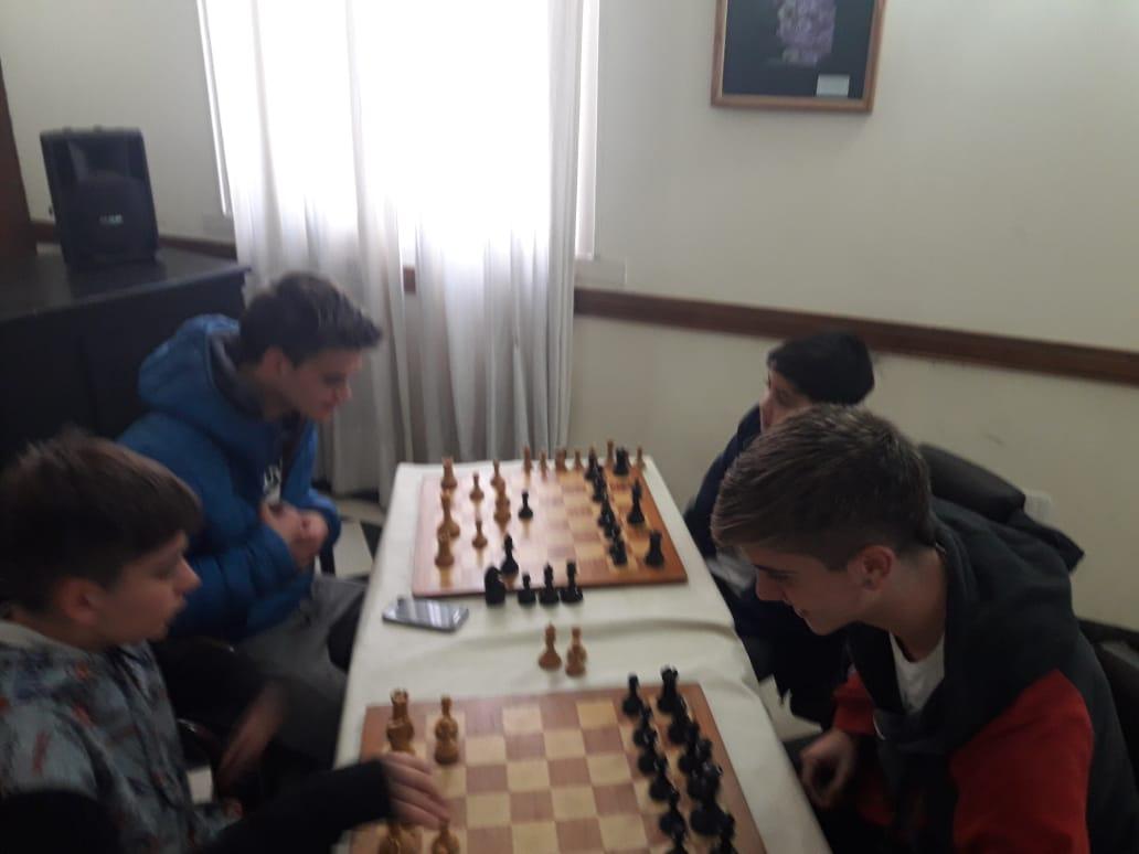 Juegos Bonaerenses: con el ajedrez comenzó la etapa local de deportes