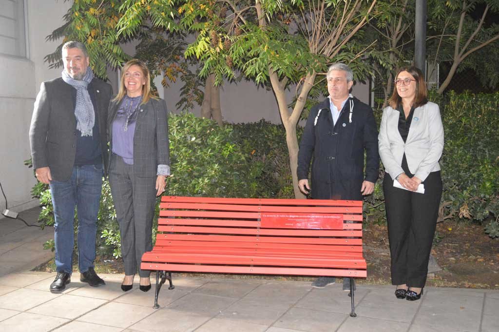 La UNNOBA inauguró su Banco Rojo