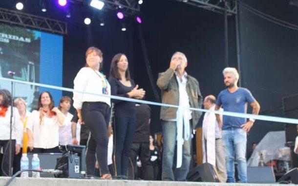 Inauguraron el Polo Cultural de Colón, con un festival y músicos invitados