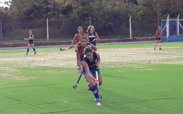 Hockey: Argentino visitó a Porteño