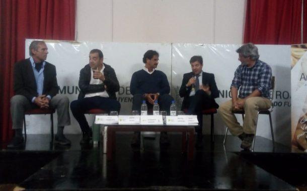 En Rojas se puso en marcha la tercera edición de la Semana Provincial del Trigo