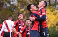 Martegani se suma al plantel de primera en San Lorenzo, tras la goleada de la reserva