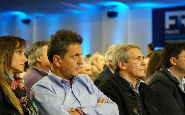 Massa encabezará la lista de candidatos a diputados nacionales por el Frente de Todos