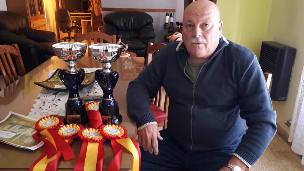 Canaricultura: Ejemplares de Nestor Giacone se consagraron campeones en Zárate