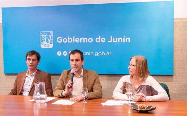 """Petrecca anunció 9 medidas de """"alivio"""" para los juninenses"""