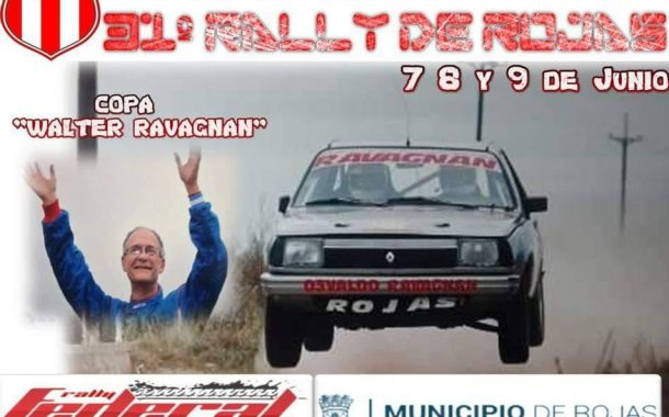 El Rally de Rojas se posterga una semana