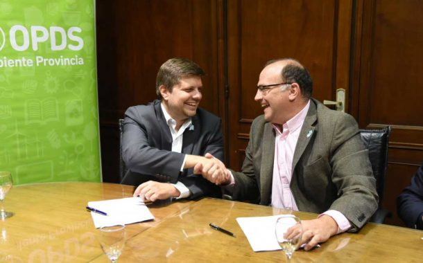 La Provincia acordó con el SENASA optimizar los controles ambientales