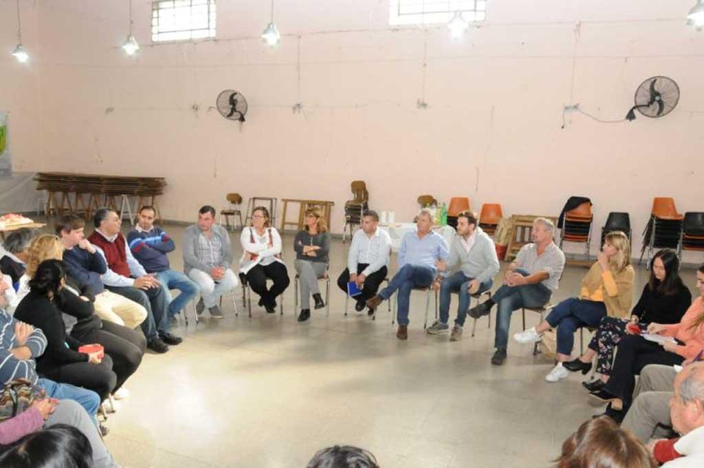 """Buscan mejorar el proyecto """"Obligado Turístico"""""""
