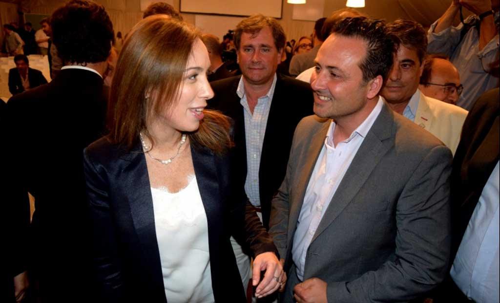 """Aiola: """"Vidal ha puesto de pie la provincia, la seguridad y la educación"""""""