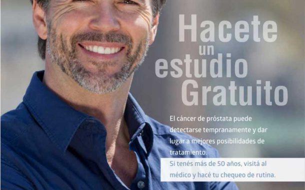 Campaña de prevención de cáncer de próstata