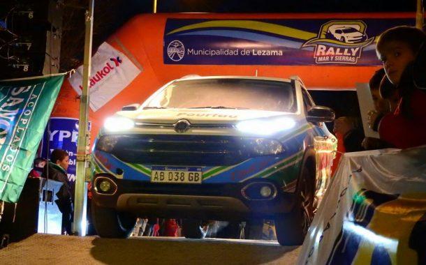 Rally Mar y Sierras: La cuarta se correrá en Lezama