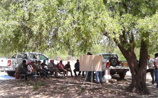 En el Chaco Santiagueño, recuperan bosques con prácticas agroecológicas