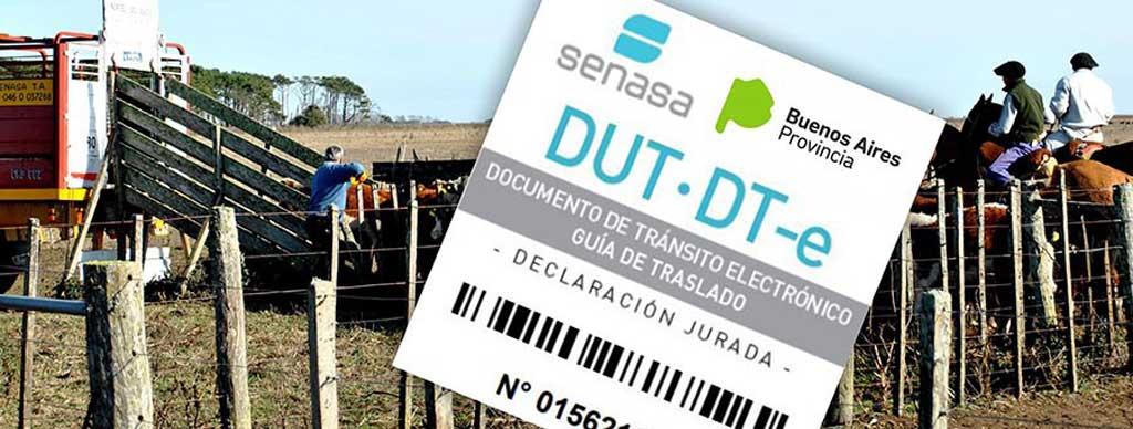 Agroindustra convoca a más productores bonaerenses a adherirse al DUT y el DTE